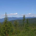 View of Schweitzer from Canyon Creek Ranch