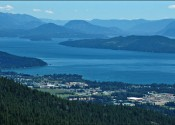 "Sandpoint Voted ""Most Beautiful Small Town"" by USA Today & Rand McNally"